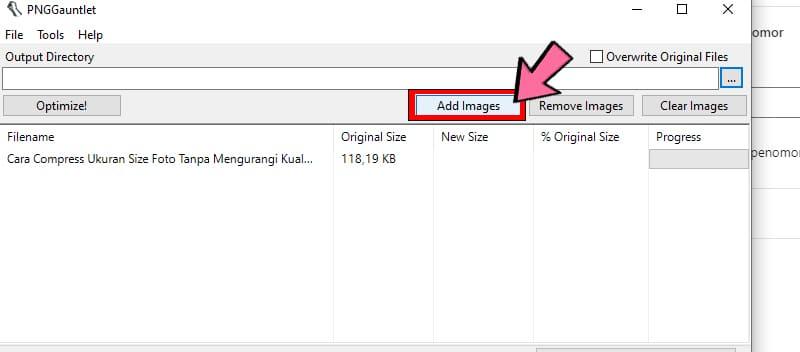 Cara Menggunakan Software untuk memperkecil ukuran foto