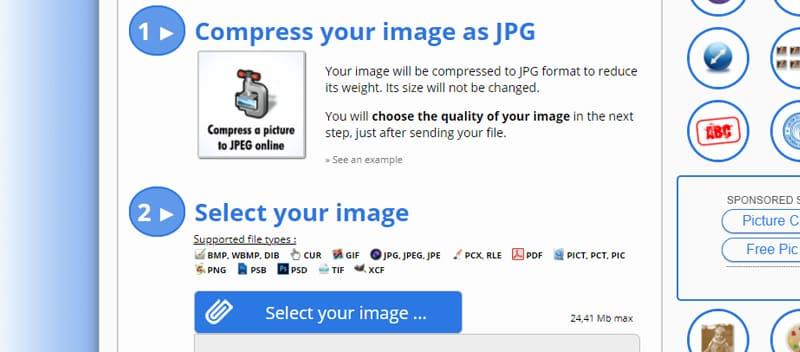 Compress gambar agar lebih effisien