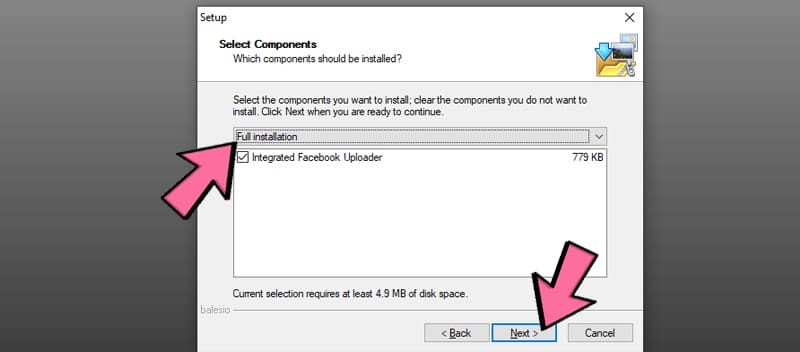 Facebook Updater Untuk Compress Image