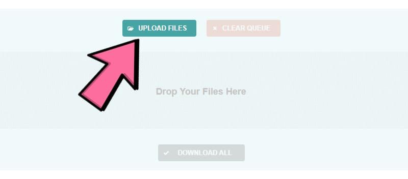 Pilih Upload Files