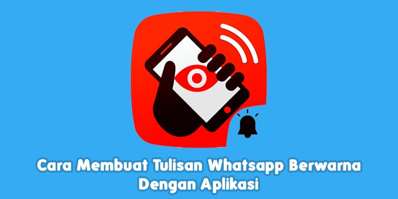 Mengubah Font Warna Tanpa Aplikasi Whatsapp
