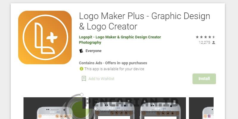 Logo Maker Shop (by Limepresso)