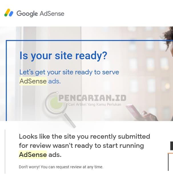 Website masih sangat muda, kurang dari 2 bulan