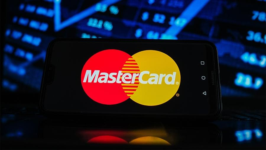 Mastercard Pembayaran cryptocurrency