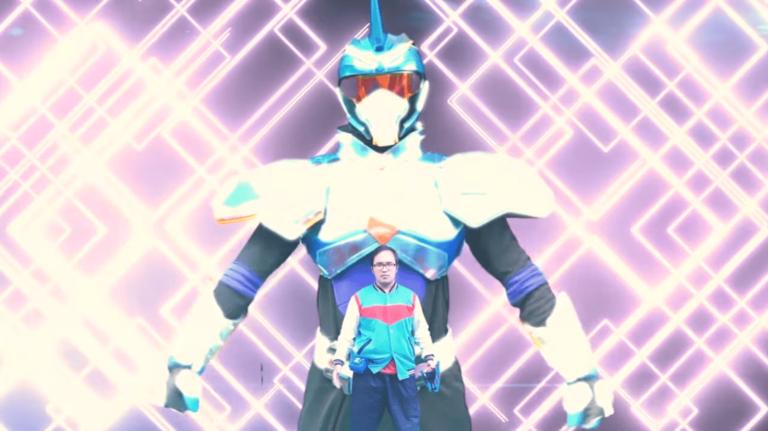 Cara Berubah Menjadi Ultraman Asli Keren