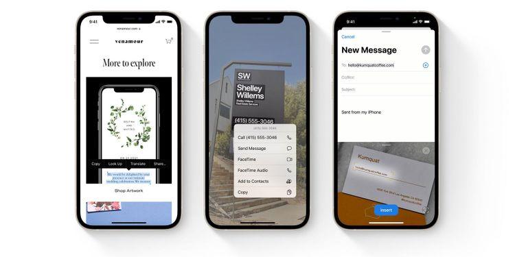 Cara Mengaktifkan dan Menggunakan Live Text di iPhone