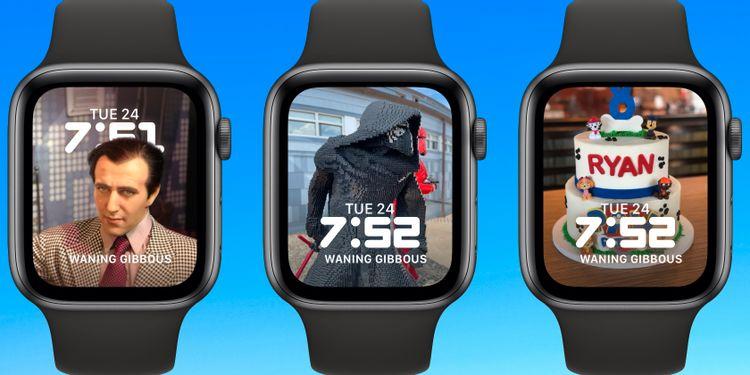 Cara Mengganti Dan Memasang Foto Sendiri di Apple Watch