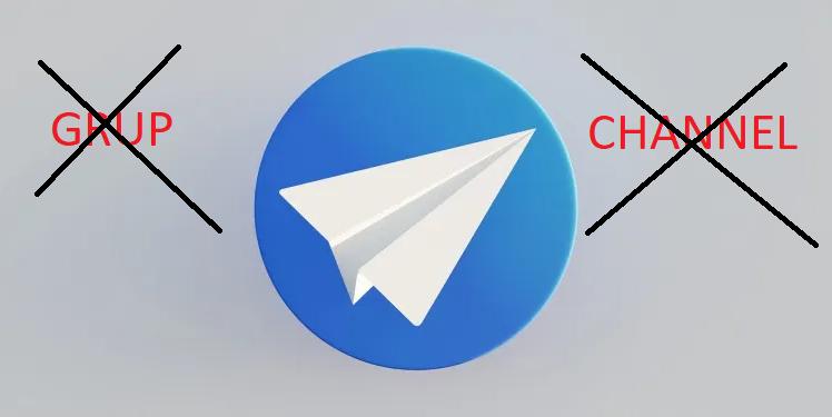 Cara Menghapus Channel Dan Grup Telegram