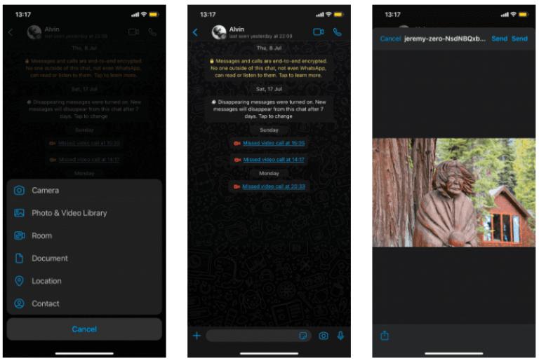 Cara Mengirim Foto Di Whatsapp Agar Tidak Pecah Resolusi Tetap Bagus
