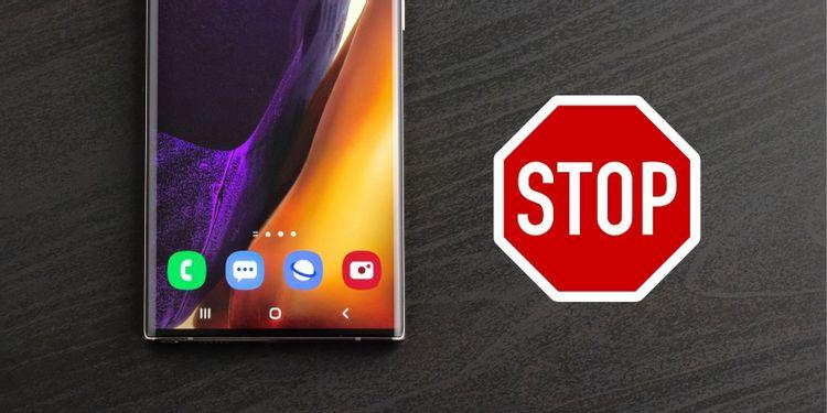 Haruskah Melakukan Force Close Pada Handphone Saat Aplikasi Error