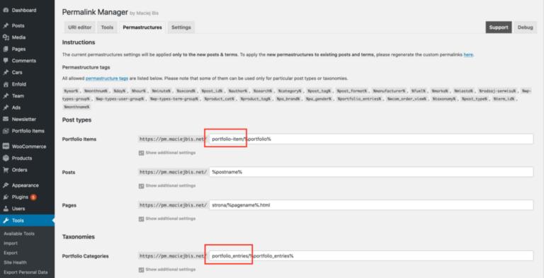 Bagaimana Cara Menghapus Custom Post Type Slug dari Permalink di WordPress