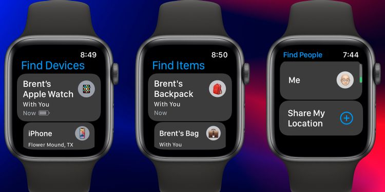 Cara Menggunakan Apple Watch untuk mencari Perangkat, mencari Barang Dan Melacak Orang lain