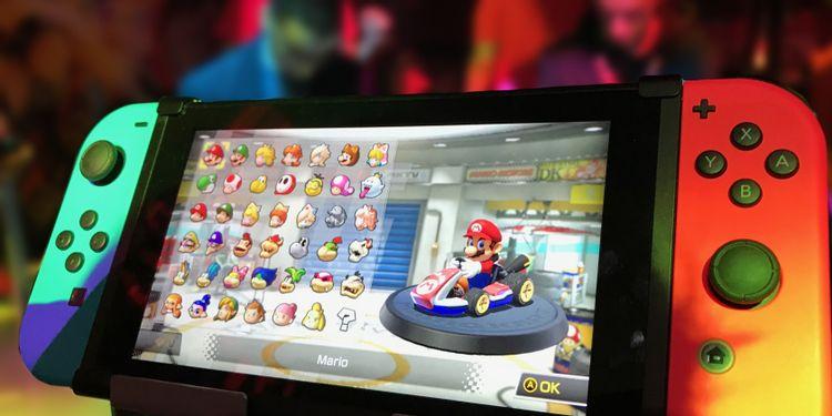 Gimana Cara Mengaktifkan Kunci Layar di Nintendo Switch