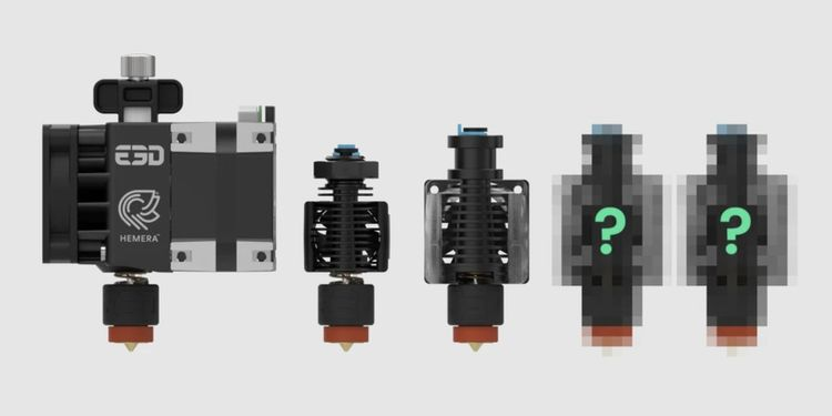 Mengapa Penggemar 3D Printing Harus Melirik Hot End E3D Revo Baru