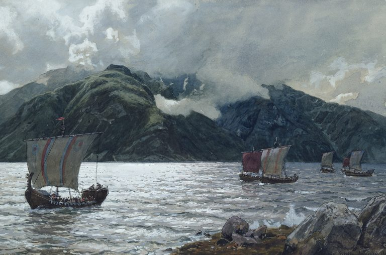 Siapa Yang pertama menetap di Azores Portugis Atau Viking